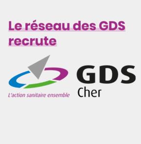 recrutement GDS CHER