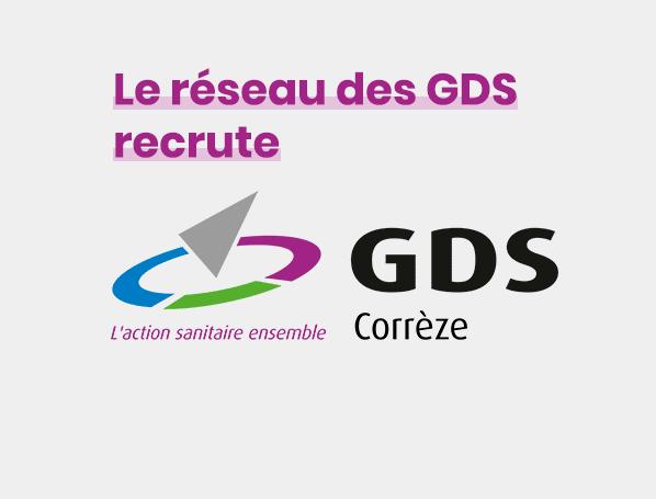 GDS corrèze recrute