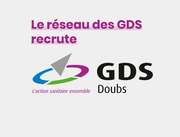 GDS Doubs recrutement